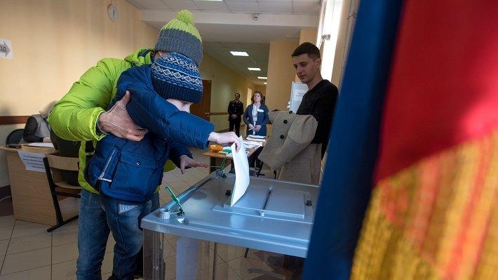 Явка на голосовании в Крыму была необычайно высокой