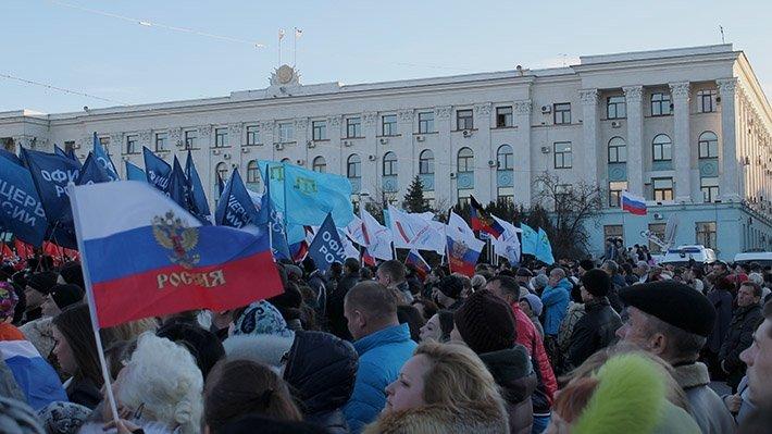 День проведения референдума стал праздником для крымчан