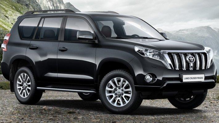 Toyota Land Cruiser Prado сочетает в себе высочайшую прочность, высокую проходимость и отменный уровень комфорта