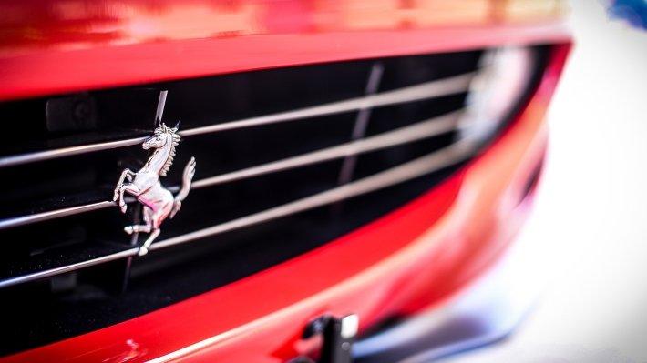 Ferrari презентовала суперкар в единственном экземпляре