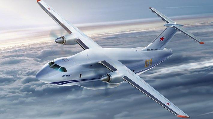 Летные испытания Ил-112В начнутся в ближайшие дни