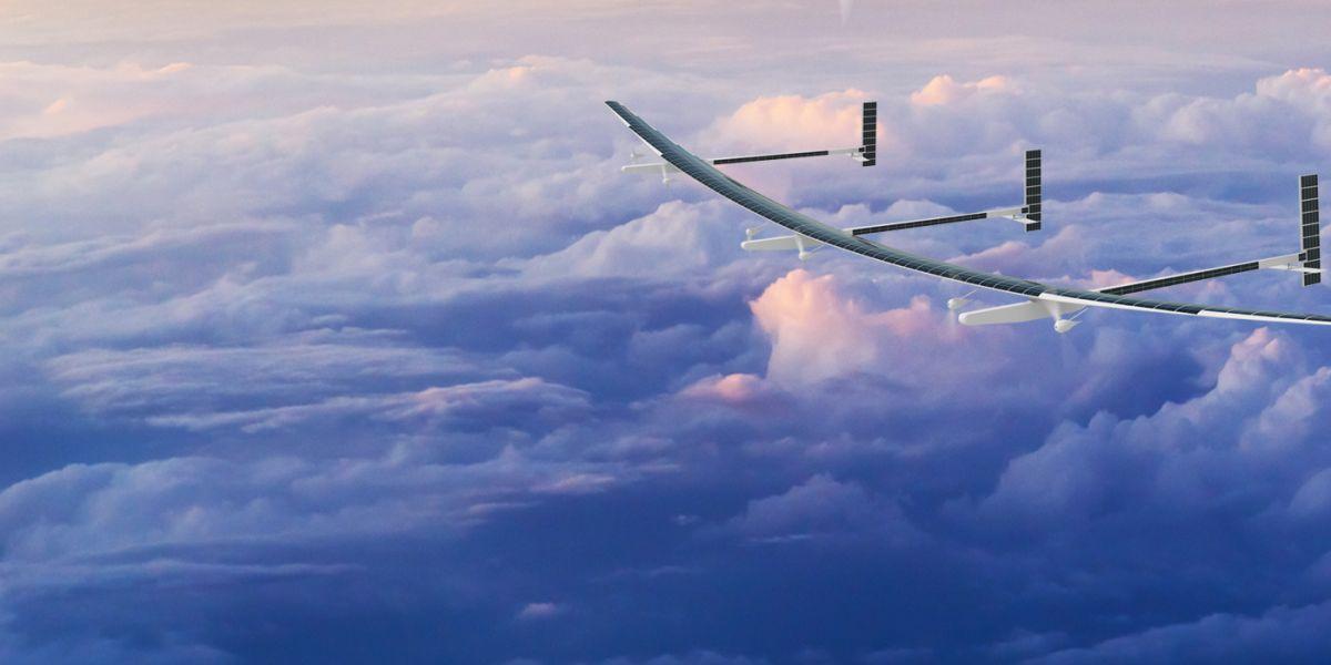 Беспилотный летательный аппарат Odysseus / © Aurora Flight Sciences