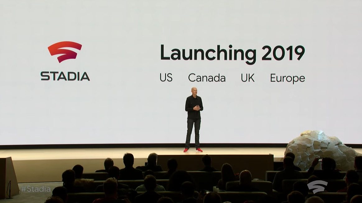 Презентация платформы Stadia / © Stadia/Google