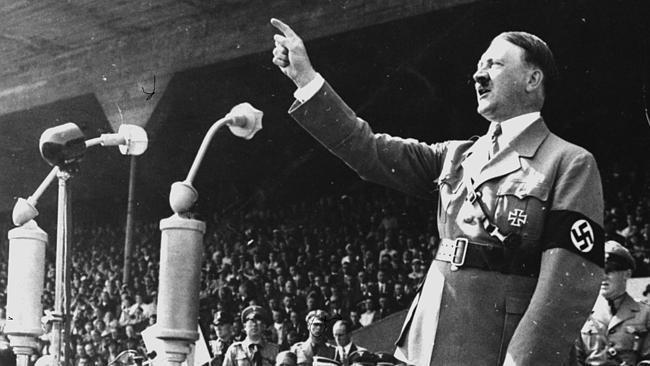 <span>Адольф Гитлер /</span>©AP