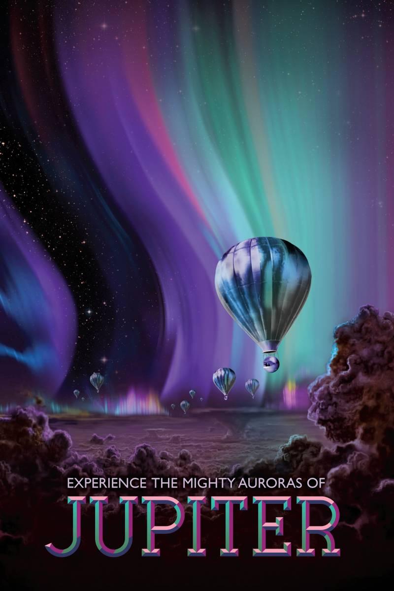 Как вы, наверное, знаете, Юпитер имеет мощное магнитное поле. Такое мощное, что может сгенерировать северное сияние в тысячу раз более сильное и яркое, чем мы можем наблюдать на Земле.Поэтому в далекомбудущем этот газовый гигант может стать излюбленным местом фотографов, «одержимых» подобными световыми шоу / ©NASA/JPL