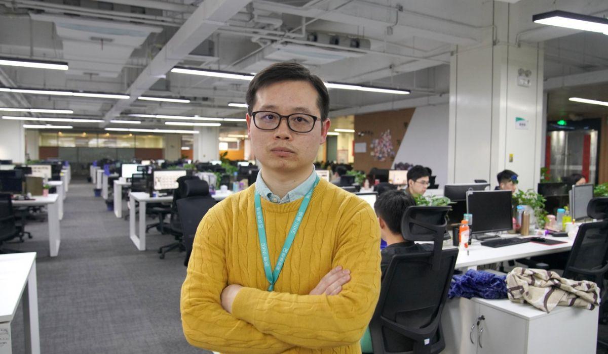 Руководитель группы по безопасности контента Inke Чжи Хенг / ©Lea Li