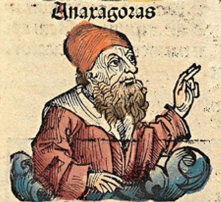 Анаксагор / © Wikipedia/Nuremberg Chronicle
