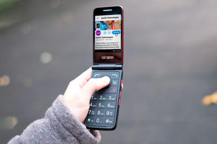 Кнопочные телефоны на KaiOS становятся популярными во всем мире