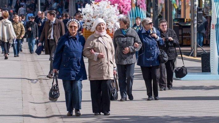 Более 70% пожилых россиян ежедневно пользуются интернетом