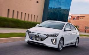 Компания Hyundai рассекретила информацию о модели Ioniq