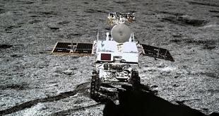 Китайская станция «Чанъэ-4» уснула после пятого лунного дня