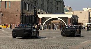 """Все модели Aurus """"обуют"""" в шины от Pirelli"""