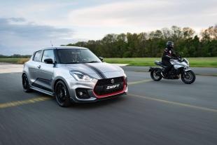 Компания Suzuki презентовала авто Katana