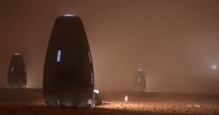 NASA выбрало лучшее жилье для Марса – капсулу MARSHA
