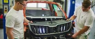 Студенты создадут грузовик на базе Skoda Kodiaq Mountiaq