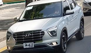Опубликованы снимки Hyundai Creta без камуфляжа
