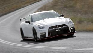 Седан Nissan GT-R прошел тест-драйв на российских дорогах