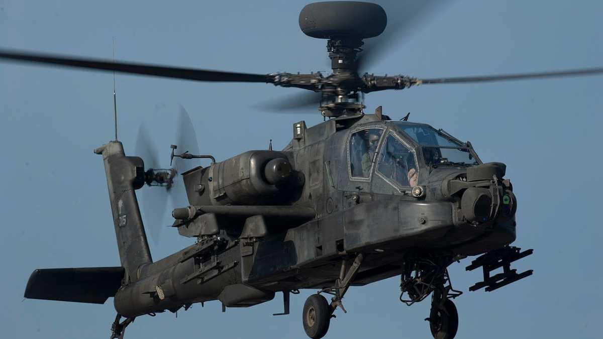 AH-64D Apache Longbow / ©i.ytimg