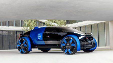 Citroen представил футуристичный электромобиль для длительных поездок 19_19 Concept с мощностью 340 кВт, батареей 100 кВтч и запасом хода 800 км (WLTP)