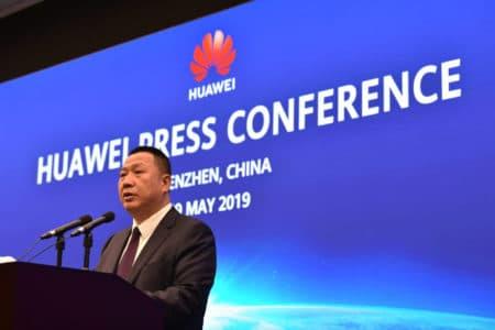 Huawei просит ускорить рассмотрение иска против правительства США