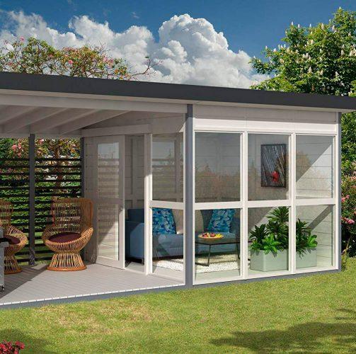 Купить дом-конструктор и собрать его за 8 часов вполне реально!