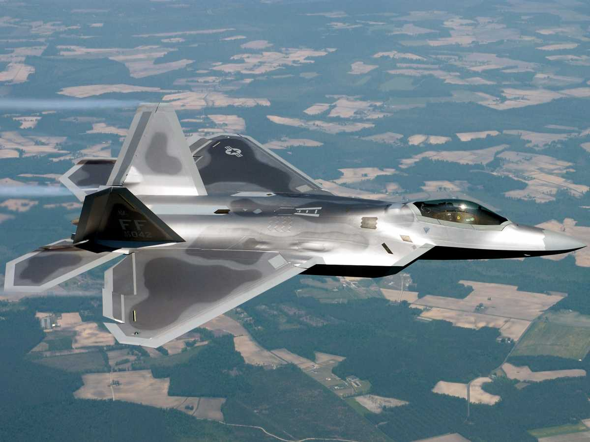 F-22 Raptor / ©wikipedia