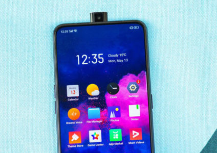 Смартфон Realme X получил SoC Snapdragon 710, выдвижную селфи-камеру и цену от $220