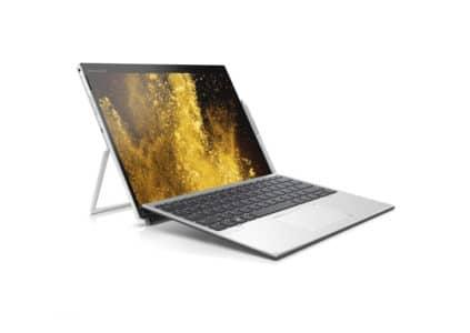 Новый гибридный планшет HP Elite x2 G4 за 15 секунд заряжается для 1,5 часов работы, но стоит минимум $1500