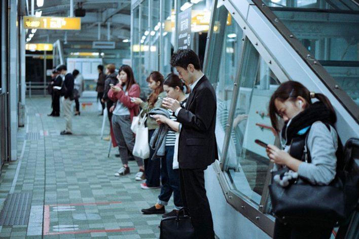 Япония столкнулась с проблемой нехватки телефонных номеров