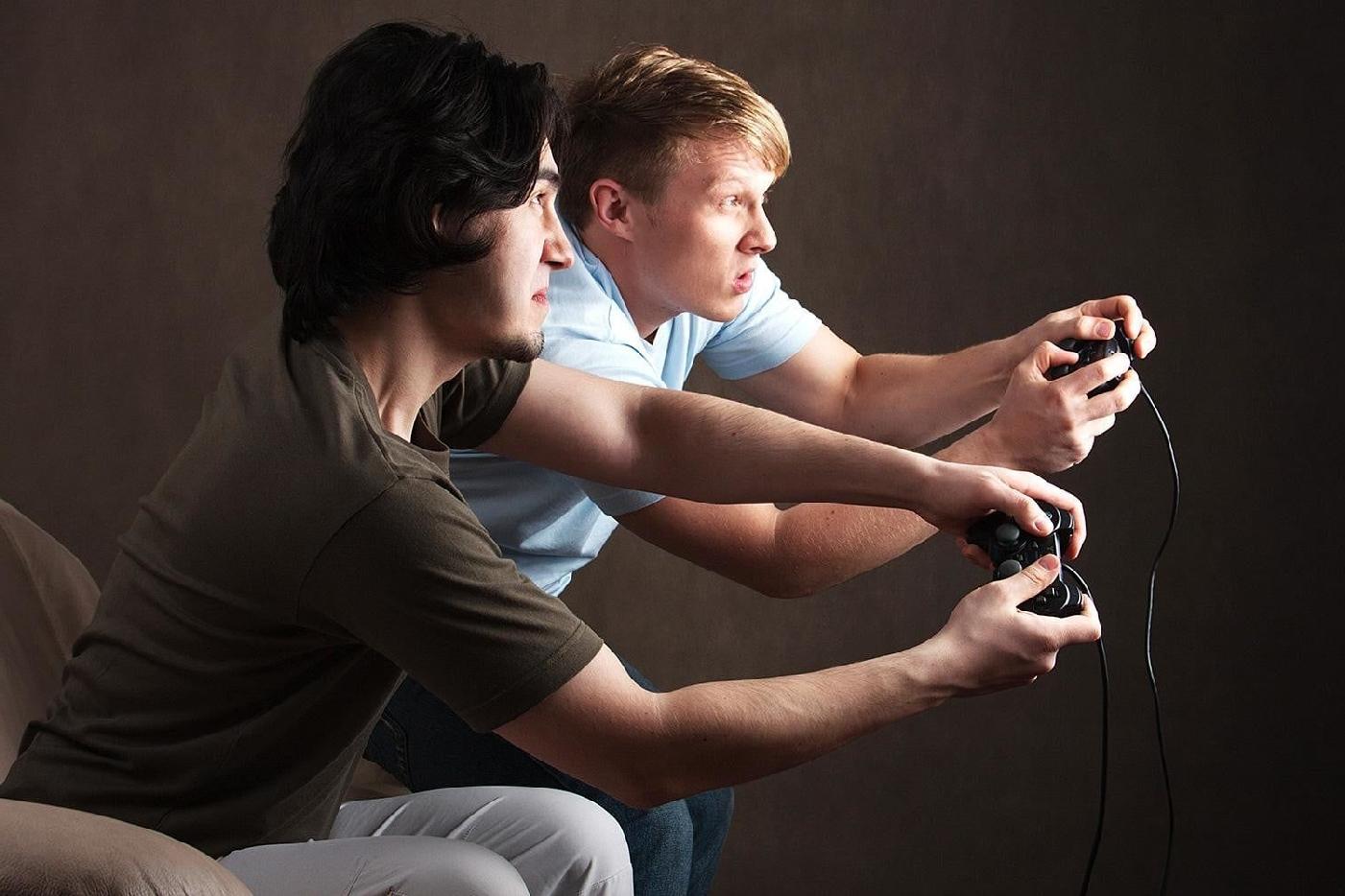 Новый тест выявит людей, «больных» играми!