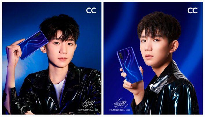 Xiaomi CC9 — в сети появились новые изображения и ролик