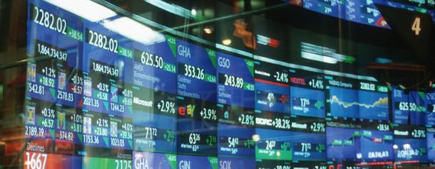 Искусственный интеллект будет торговать на бирже