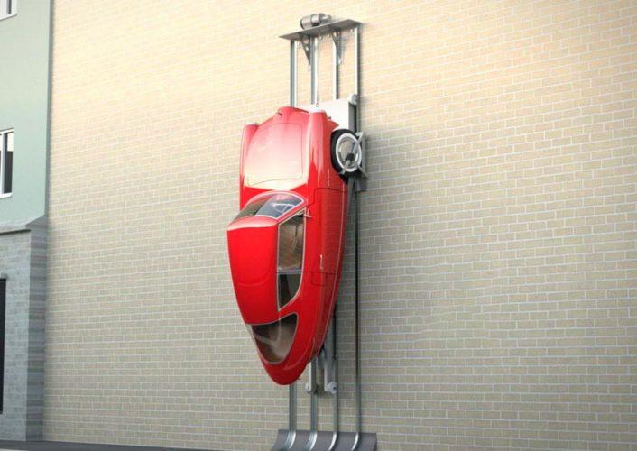 Электрокар Nobe 100 — пожалуй, самый странный электромобиль!