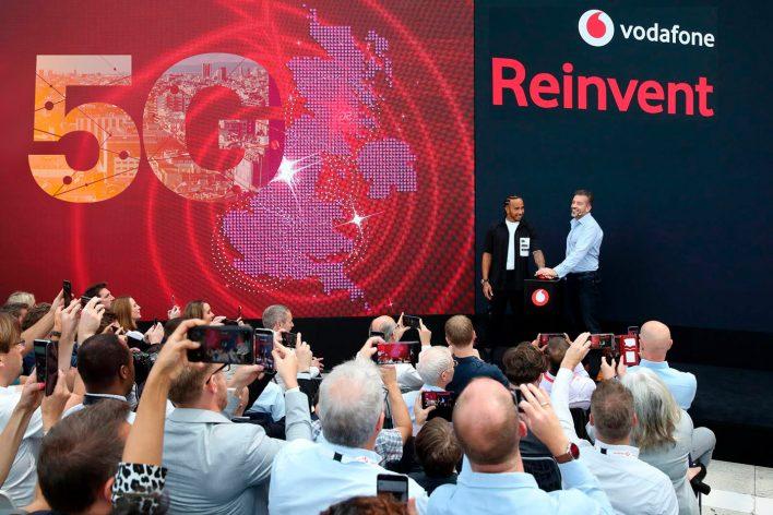 В двух немецких городах начал работать 5G!