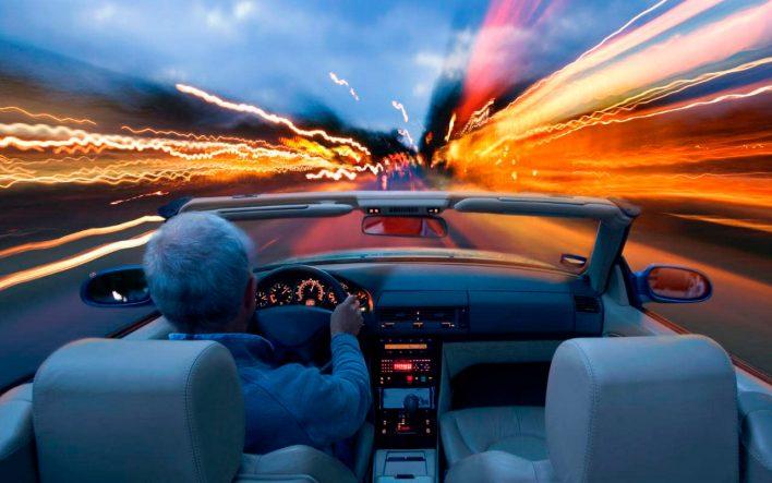 В России введут систему оценки качества вождения авто