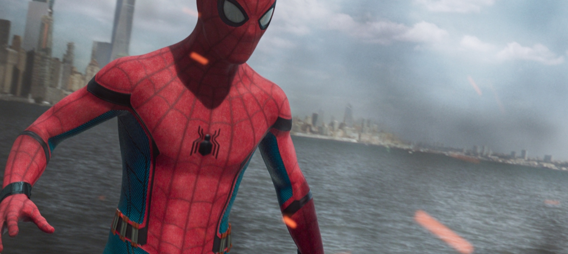 Новый «Человек-паук» лучше «Мстителей»!?