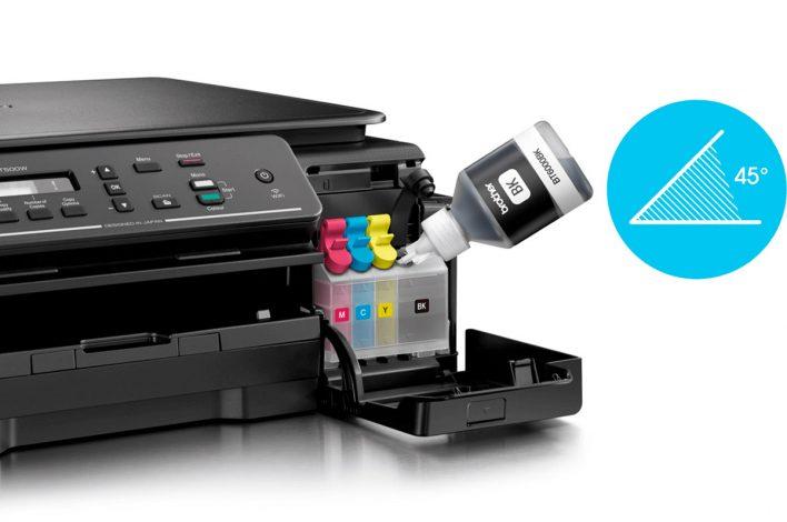 Проблема владельцев принтеров — покупать, или заправлять?