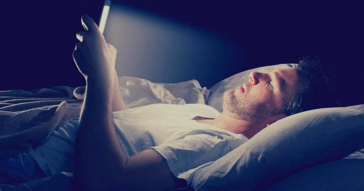 Как влияют смартфоны на сон?