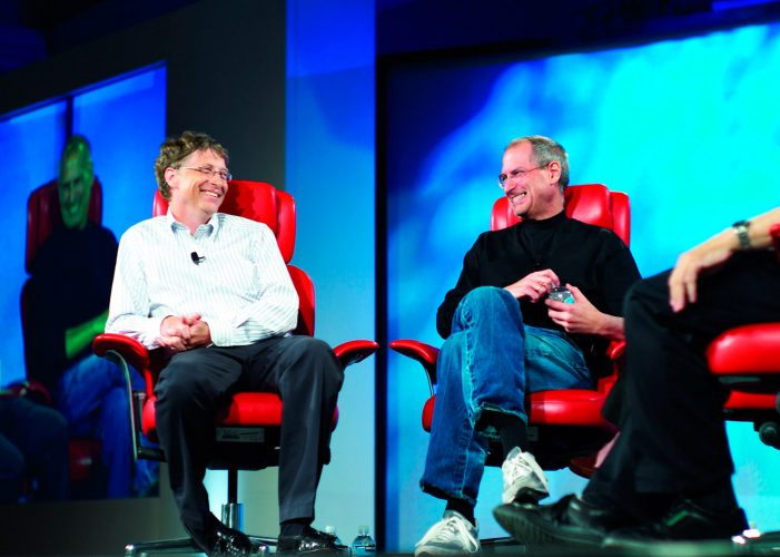 Стив Джобс обладал гипнотическим даром!