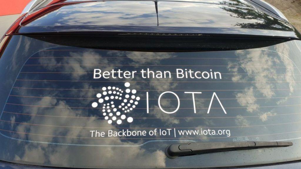 EDAG Group показало приложение для парковки с IOTA