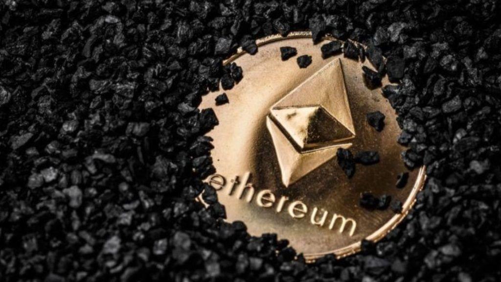 Перегруженная сеть Ethereum, Tether ли виноват?