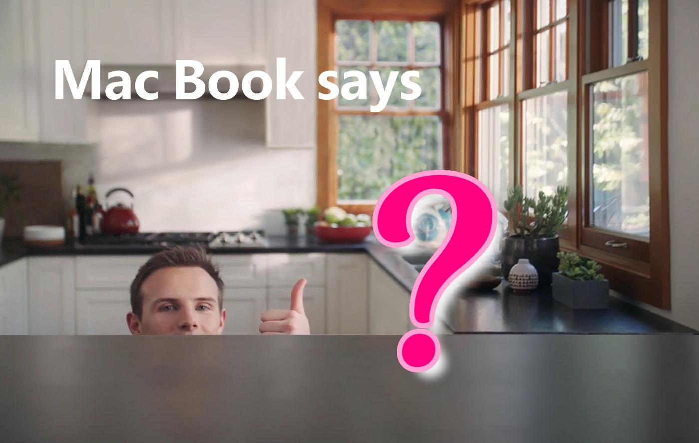 Mac Book рекомендует Surface Laptop 2!