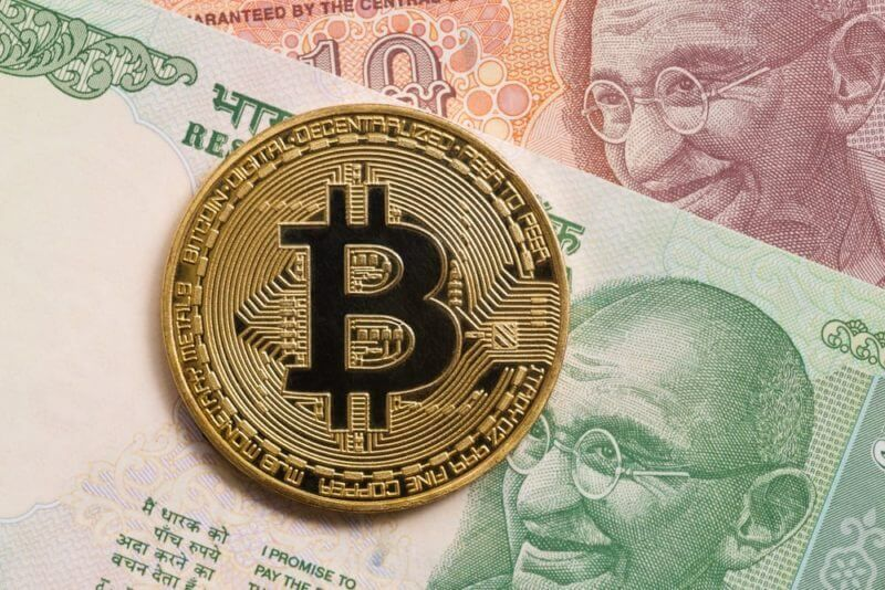 биткоин индия