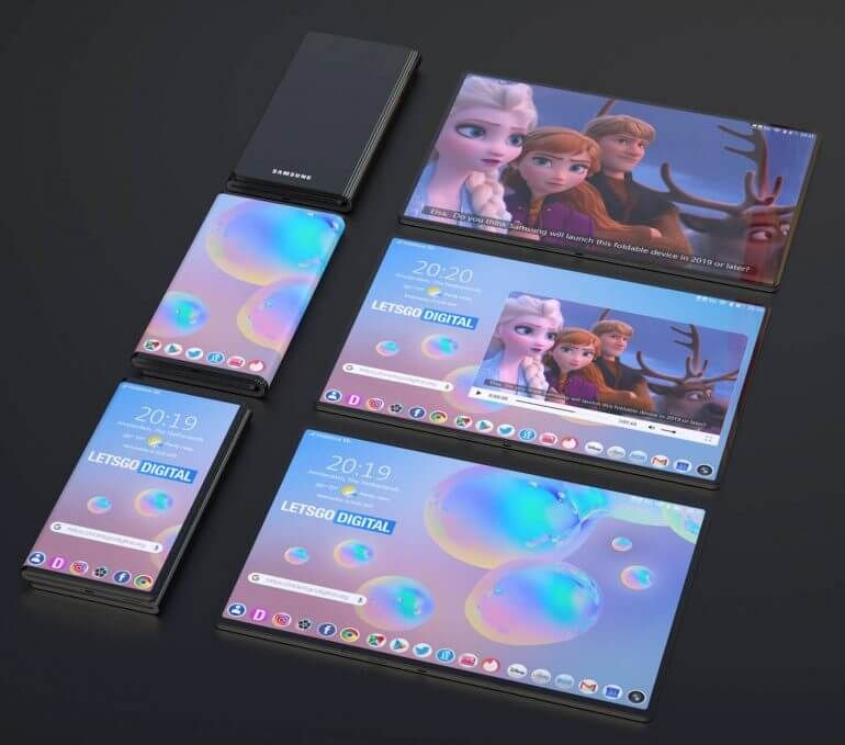 galaxy-foldable-phones