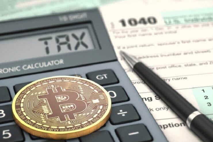 биткоин налоги
