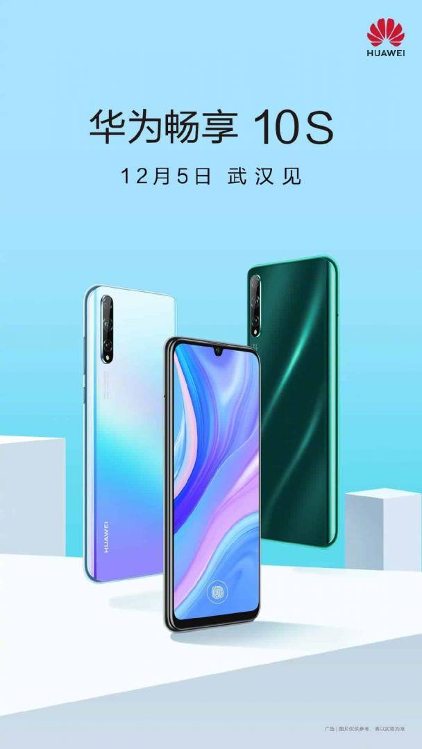 Huawei Enjoy 10S 1