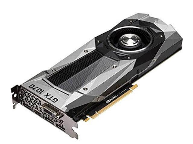NVIDIAGeForce GTX 1070