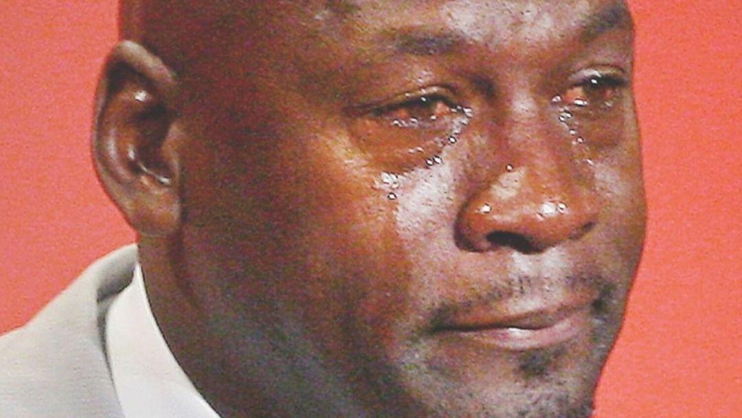Майкл Джордан ошибка слёзы