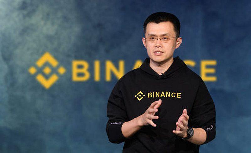 Binance CEO