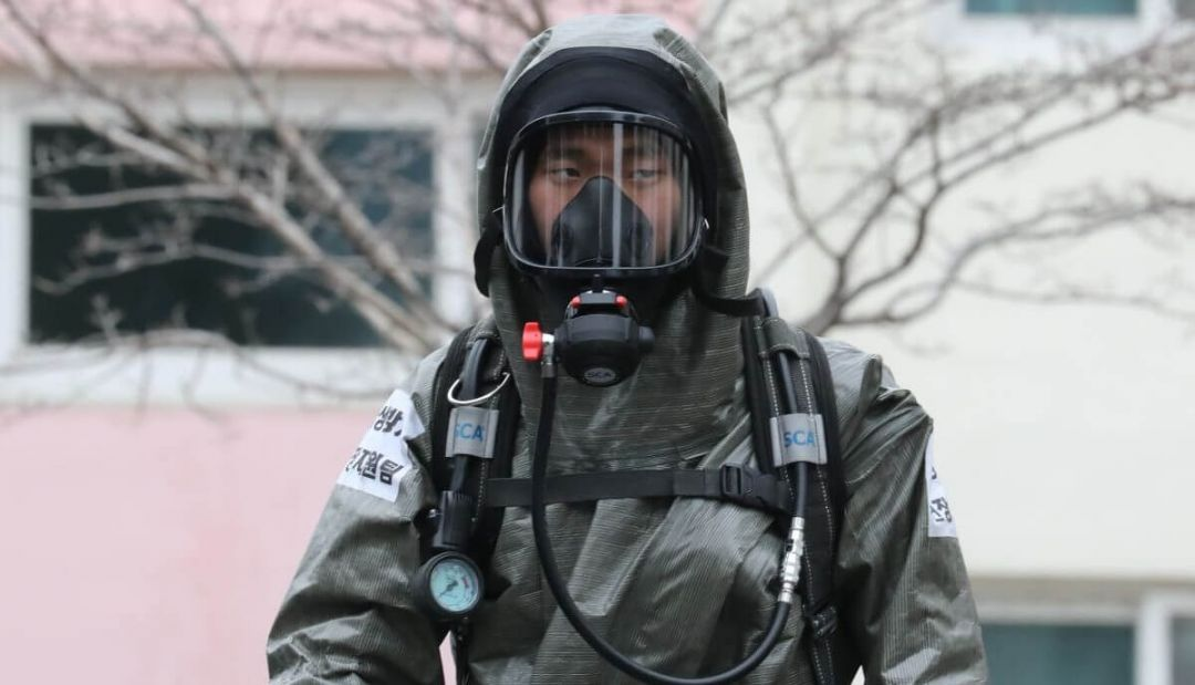 Солдат вирус Южная Корея